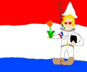 Dutch astronaut
