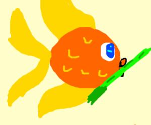 Goldfish C O N S U M E S