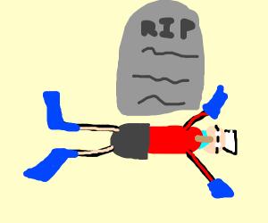 Rip barnacle boy