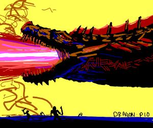 Dragon (PIO - Pass it on)