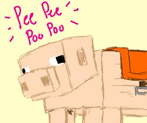 Pee pee Poo poo