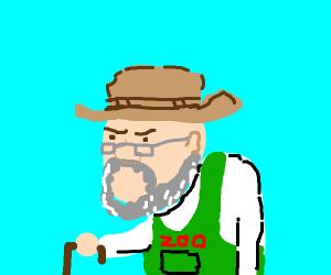 Grandpa Zoologist