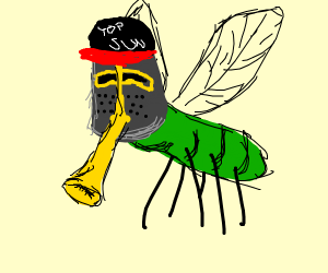 SwaggerSouls mosquito