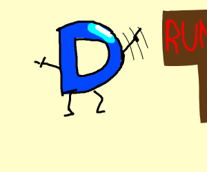 Drawception sends everyone a message NOW!