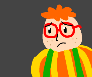 Carl wheezer is depressed