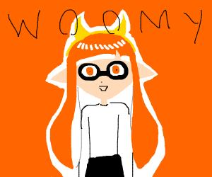 demon squiddy