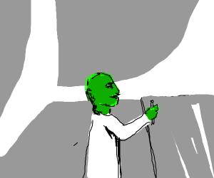 green scientist