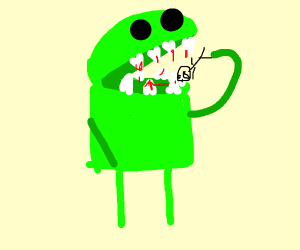 Android Monster