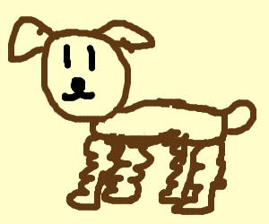 buff dog