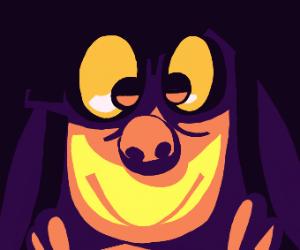 demonic bing bong