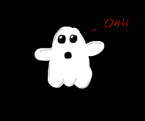 ghost saying oh