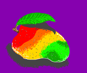 crusty mango