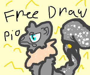Free Draw P.I.O. (no derailing)