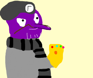 Thanos Walgruigi