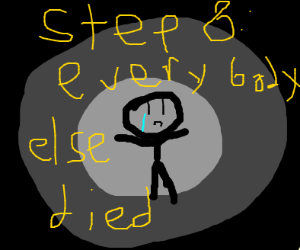 Step 7: survive nuclear winter