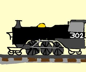 bloody nice train