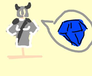 Armour thinks of gem