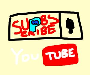Subscribe 2 Pewdiepie!