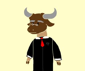 Minotaur Teacher