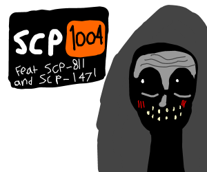 SCP-106 getting kinky