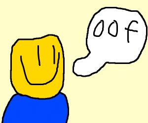 Roblox Death Animation Drawception - roblox oof animation