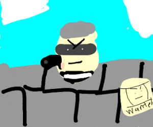Humptu Dumpty, Infamous Bandit