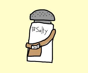 Salt Mail Carrier