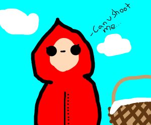 Silly Red Riding Hood