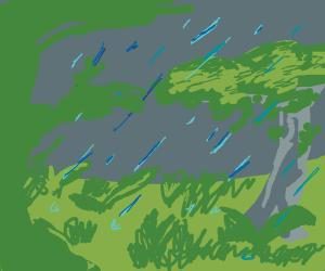 Africia Gets Rain