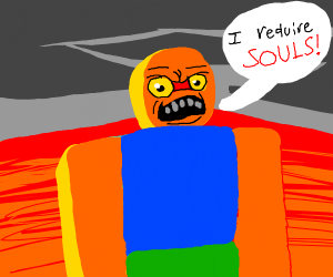 roblox wants you soul