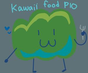 kawaii food P.I,O