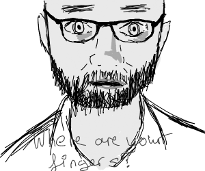 vsauce ponders the location of your fingers