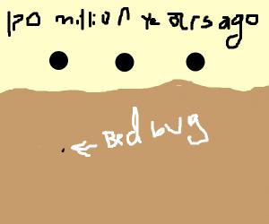 Prehistoric Bedbug