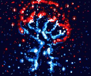 Tree constellation
