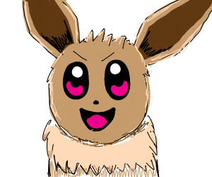 Evee (the BEST pokemon)