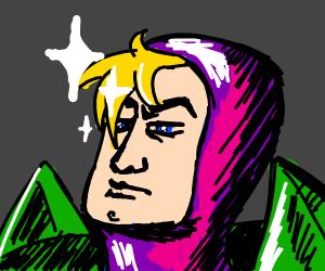 Buzz Lightyear-san