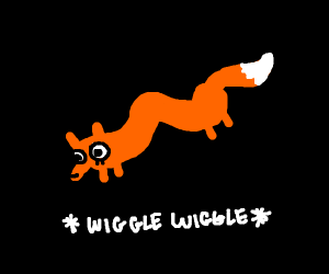wiggly fox