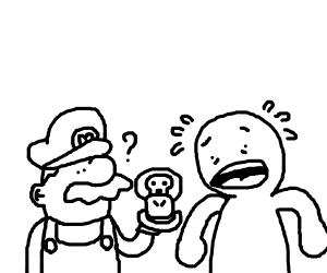 Don't Eat the Mushroom!