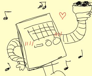 mettaton dancing with spaghetti