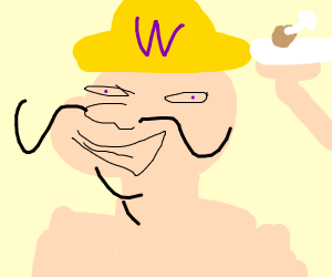 chef wario