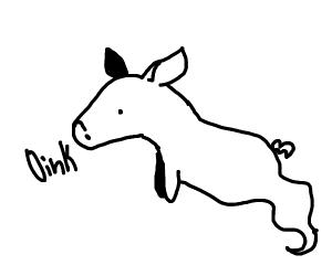 Ghost pig
