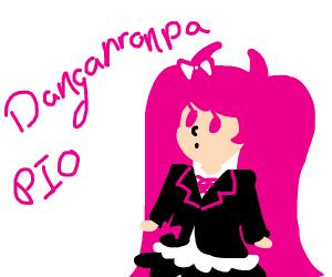 Danganronpa free draw pass it on