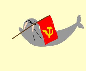 soviet walrus comrade