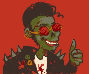 cool dead guy