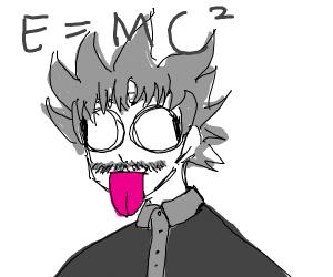 Derpy Einstein