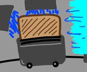 Driving a toaster through a car wash