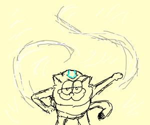 Garfield the Last Airbender