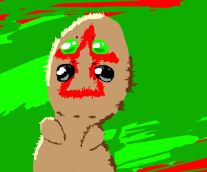 If SCP 173 was sculpted by Linlout