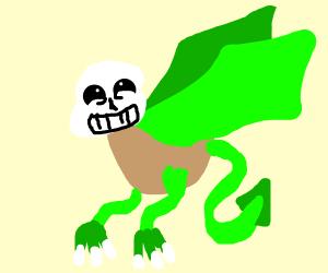 Sans-chicken-snake