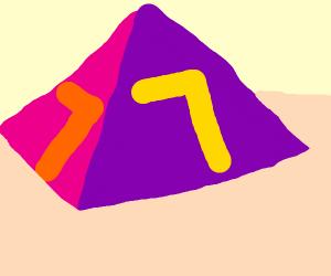 Waluigi Pyramid